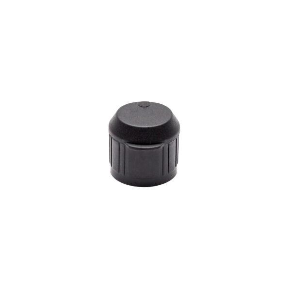 Neoplast Πώμα οξύ φλιπ-τοπ μαύρο
